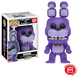FUNKO POP BONNIE FIVE NIGHTS AT FREDDY´S