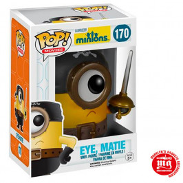 FUNKO POP EYE MATIE MINIONS