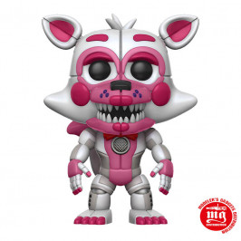 FUNKO POP FUNTIME FOXY FIVE NIGHTS AT FREDDY´S