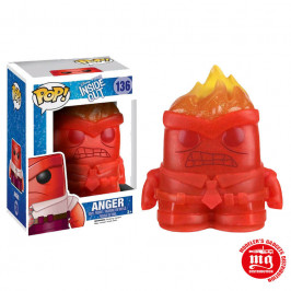 FUNKO POP ANGER INSIDE OUT