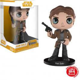 FUNKO WOBBLERS HAN SOLO STAR WARS