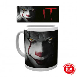 TAZA IT PENNYWISE CLOWN