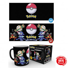 TAZA TERMICA EVOLVE POKEMON