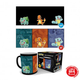 TAZA TERMICA EVOLVE POKEMON CATCH THEM ALL