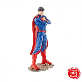 FIGURA SUPERMAN DC COMICS SCHLEICH 22506