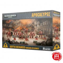 APOCALYPSE ADEPTUS MECHANICUS VANGUARD DETACHMENT WARHAMMER 40000