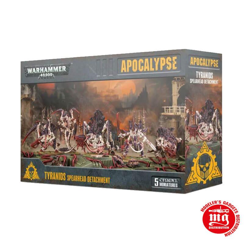 APOCALYPSE TYRANIDS SPEARHEAD DETACHMENT WARHAMMER 40000