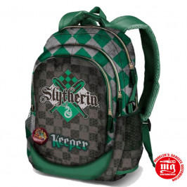 MOCHILA SLYTHERIN HARRY POTTER
