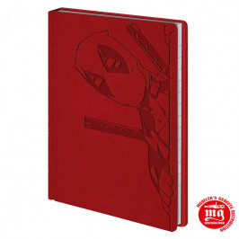 LIBRETA DEADPOOL MARVEL