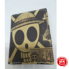 CARTERA ONE PIECE LOGO