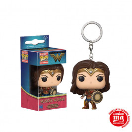 LLAVERO FUNKO POP WONDER WOMAN