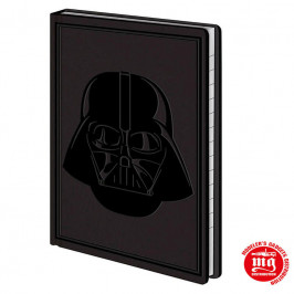 LIBRETA DARTH VADER STAR WARS