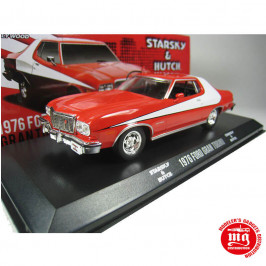 COCHE STARSKY Y HUTCH GREENLIGHT