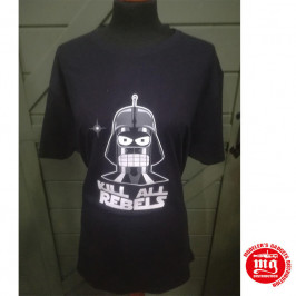 CAMISETA MINIONS STAR WARS