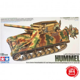 HUMMEL LATE PRODUCTION TAMIYA 35367