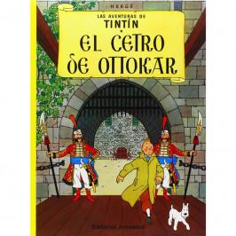 EL CETRO DE OTTOKAR LAS AVENTURAS DE TINTIN