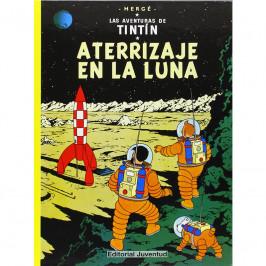 ATERRIZAJE EN LA LUNA LAS AVENTURAS DE TINTIN