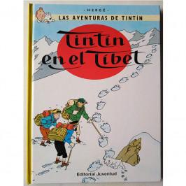 TINTIN EN LE TIBET LAS AVENTURAS DE TINTIN