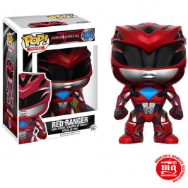 FUNKO POP POWER RANGERS RED RANGER
