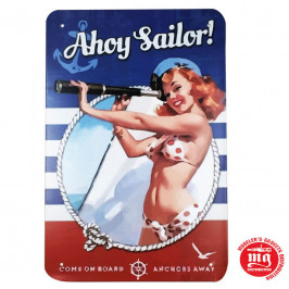 CARTEL AHOY SAILOR