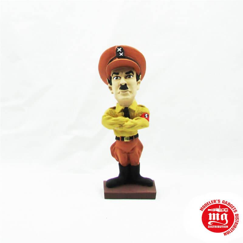 FIGURA RESINA CHAPLIN EN EL GRAN DICTADOR