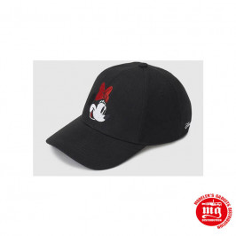 GORRA MINNIE MOUSE DISNEY NEGRA