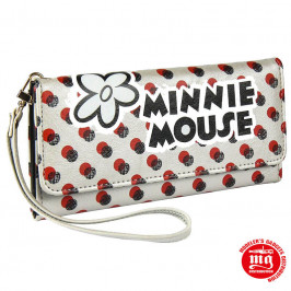 CARTERA MINNIE MOUSE DISNEY LUNARES