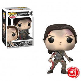 FUNKO POP LARA CROFT TOMB RAIDER FUNKO POP 333
