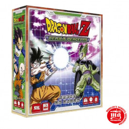 DRAGON BALL Z CELULA PERFECTO