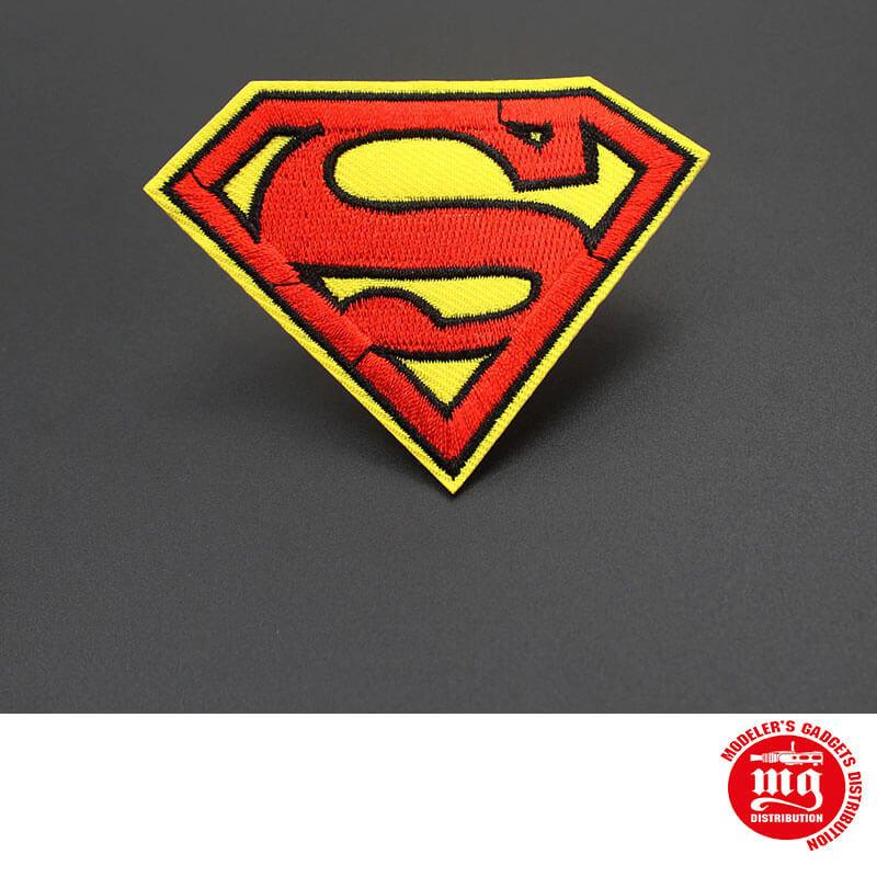 PARCHE SUPERMAN