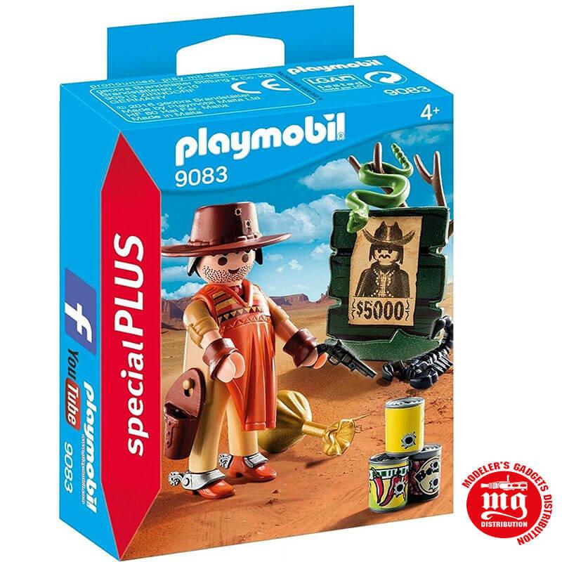PLAYMOBIL COWBOY PLAYMOBIL 9083