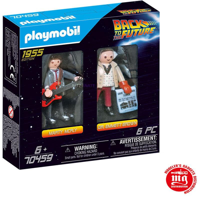 REGRESO AL FUTURO PLAYMOBIL PLAYMOBIL 70459