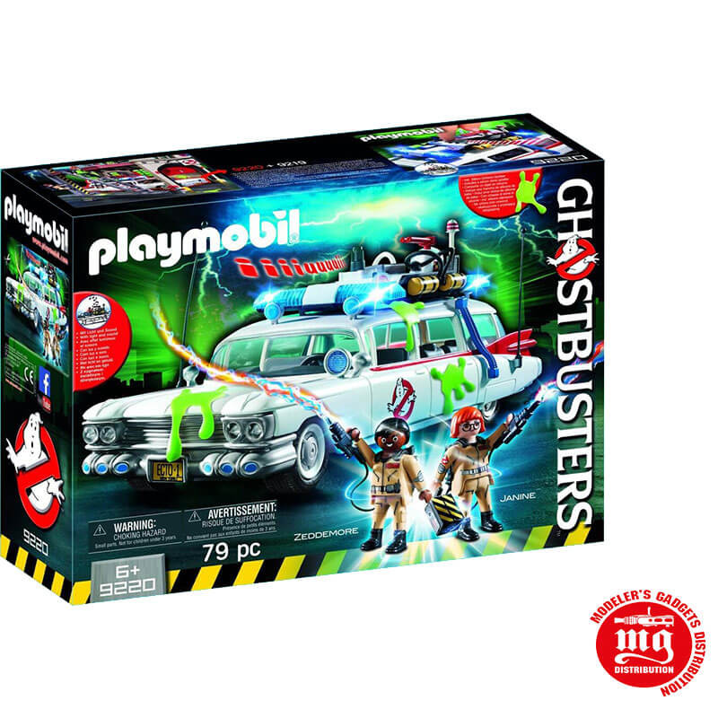 ECTO 1 GHOSTBUSTERS PLAYMOBIL 9220