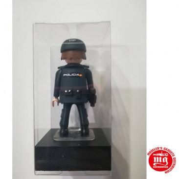 PLAYMOBIL PERSONALIZADO POLICIA NACIONAL UPR 4