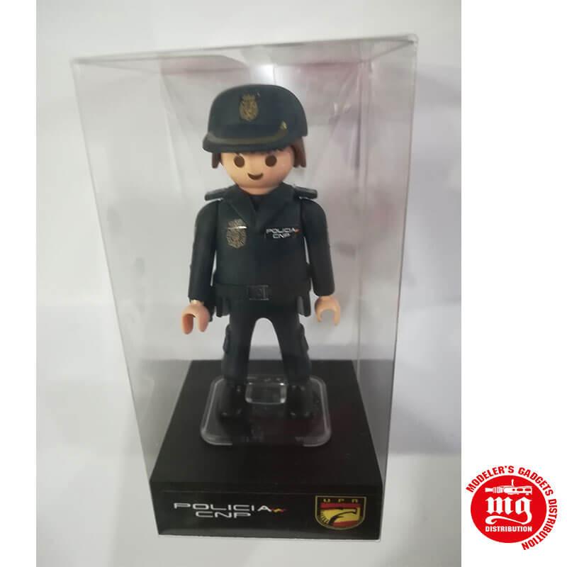 PLAYMOBIL PERSONALIZADO POLICIA NACIONAL UPR 5