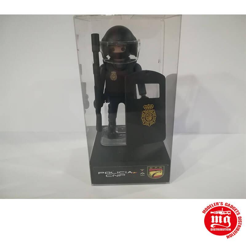 PLAYMOBIL PERSONALIZADO POLICIA NACIONAL 4