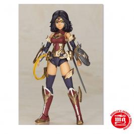 DC COMICS CROSS FRAME GIRL PLASTIC MODEL KIT WONDER WOMAN HUMIKANE SHIMADA VERSION KOTOBUKIYA CG004