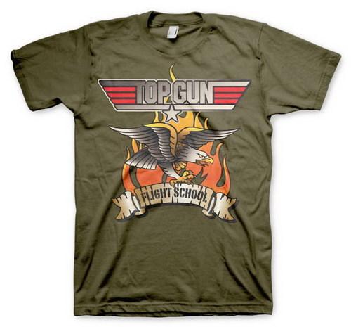 camiseta-top-gun-flying-eagle