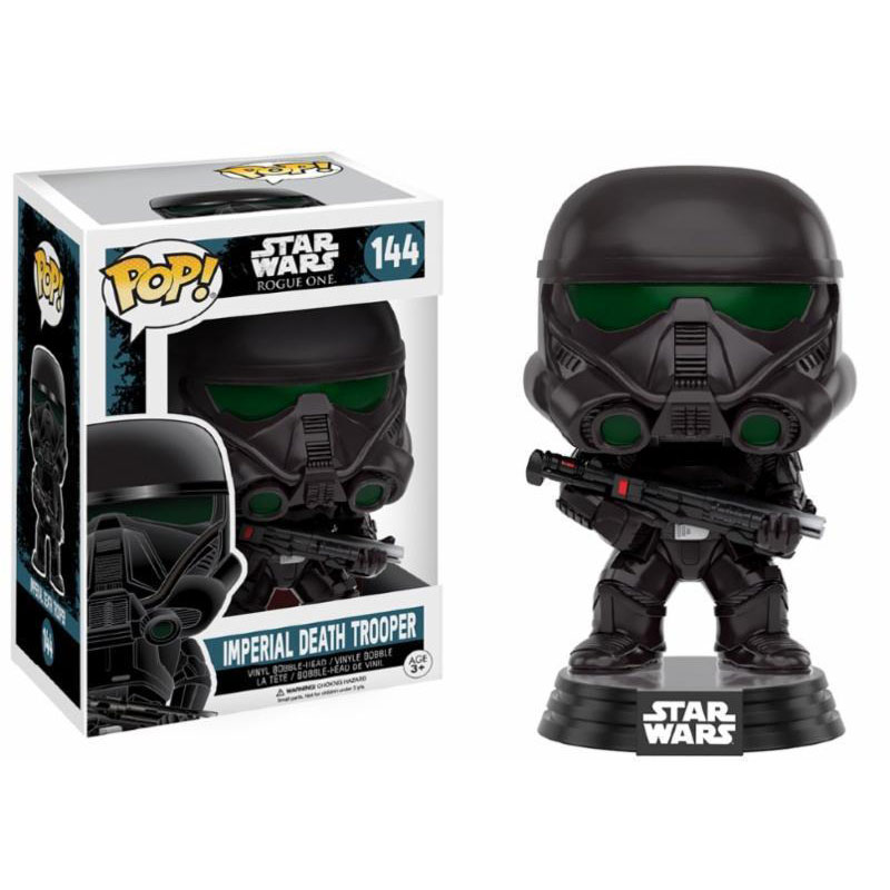 FUNKO IMPERIAL DEATH TROOPER STAR WARS ROGUE ONE