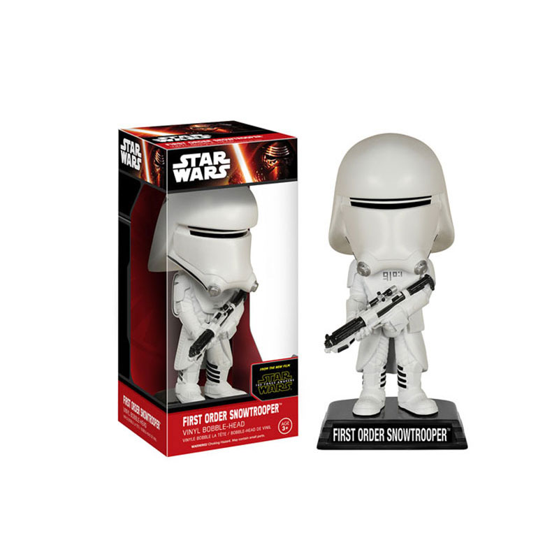 FUNKO FIRST ORDER SNOWTROOPER STAR WARS EPISODIO VII