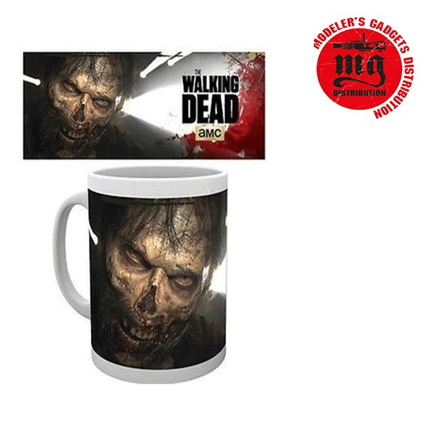TAZA WALKING DEAD EATERS