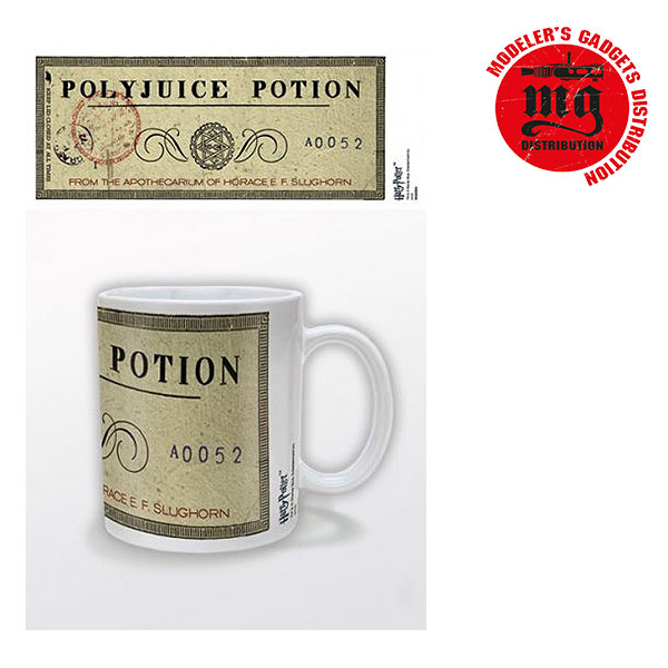 TAZA HARRY POTTER POLYJUICE POTION