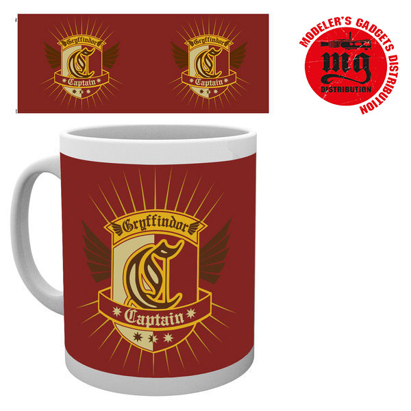 TAZA HARRY POTTER QUIDDICH