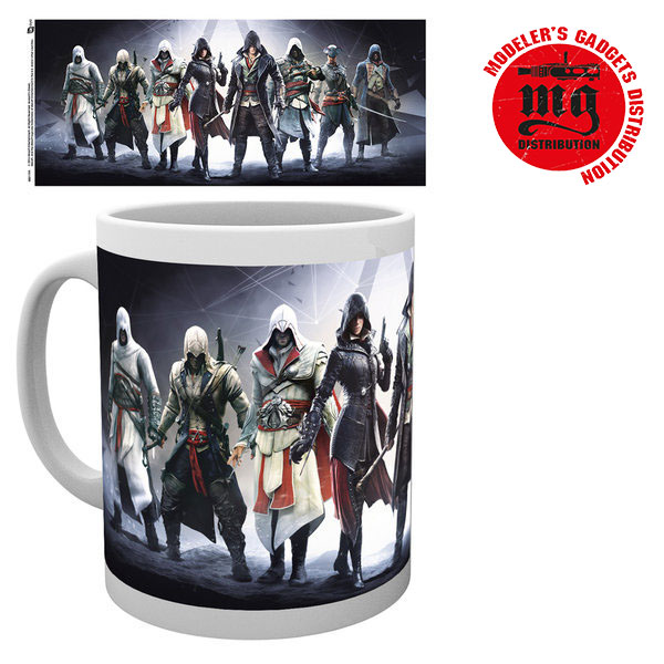 TAZA ASSASSIN´S CREED