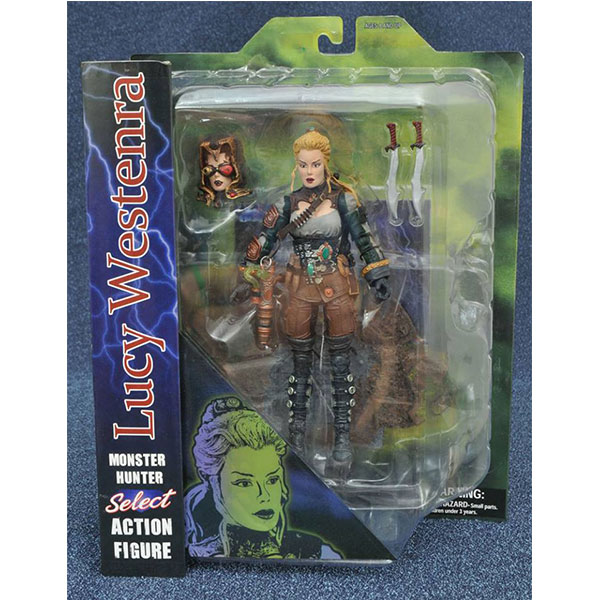FIGURA MONSTER HUNTER LUCY WESTENRA