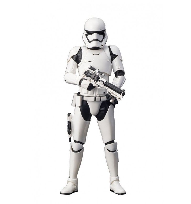FIGURA STORMTROOPER FIRST ORDER STAR WARS EPISODIO VII