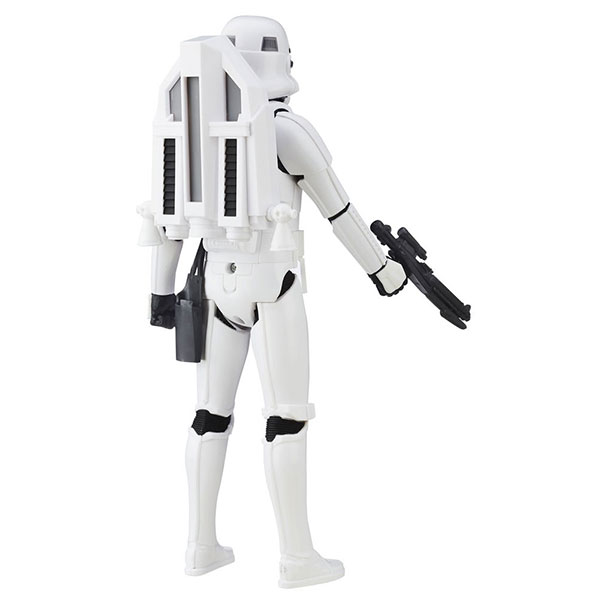 FIGURA INTERACTIVA IMPERIAL STORMTROOPER STAR WARS ROGUE ONE