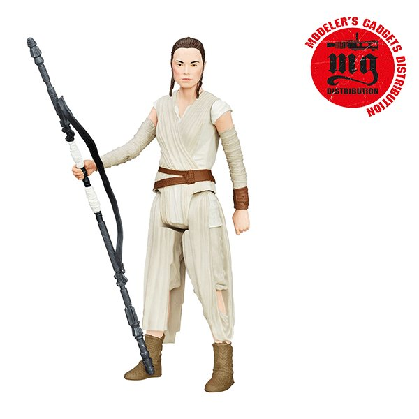 FIGURA STAR WARS REY