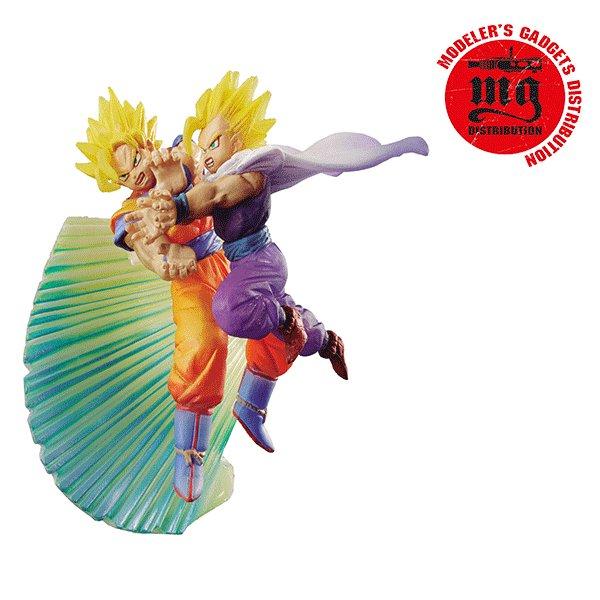 Goku-&-Gohan