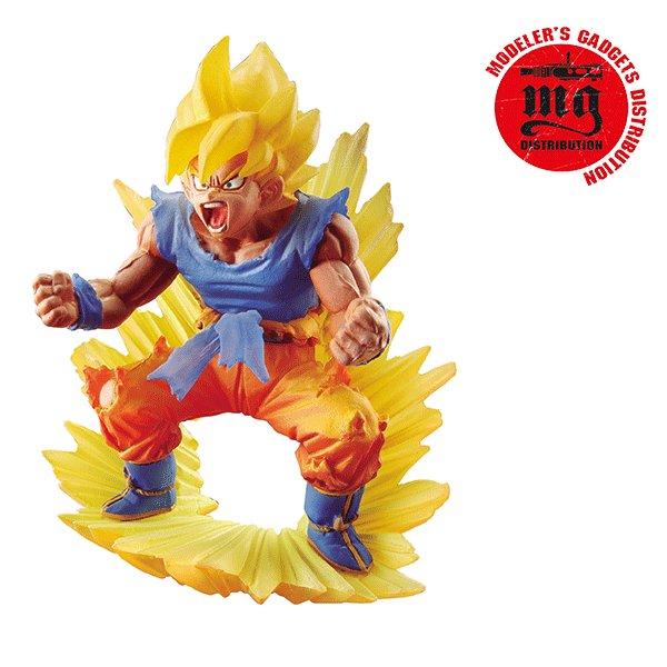 FIGURA SUPER SAIYAN SON GOKU DRAGON BALL